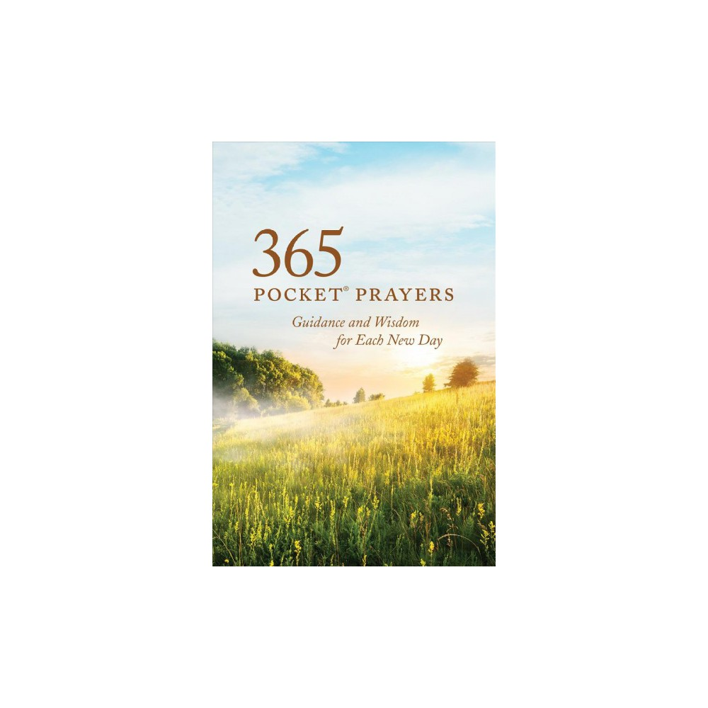 365 Pocket Prayers - by Ronald A. Beers (Paperback)