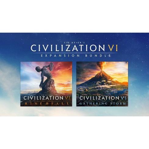 Sid Meier's Civilization VI: Expansion Bundle - Nintendo Switch (Digital) - image 1 of 1