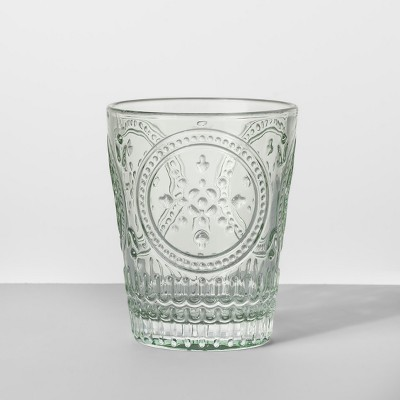 9.1oz Glass Tumbler Light Green - Opalhouse™