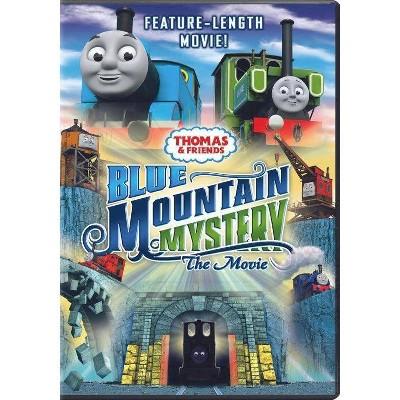 Thomas & Friends: Blue Mountain Mystery - The Movie (DVD)