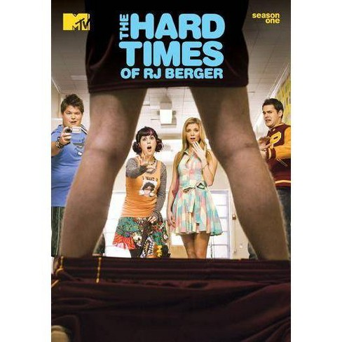 The Hard Times of RJ Berger: Season One (DVD) - image 1 of 1