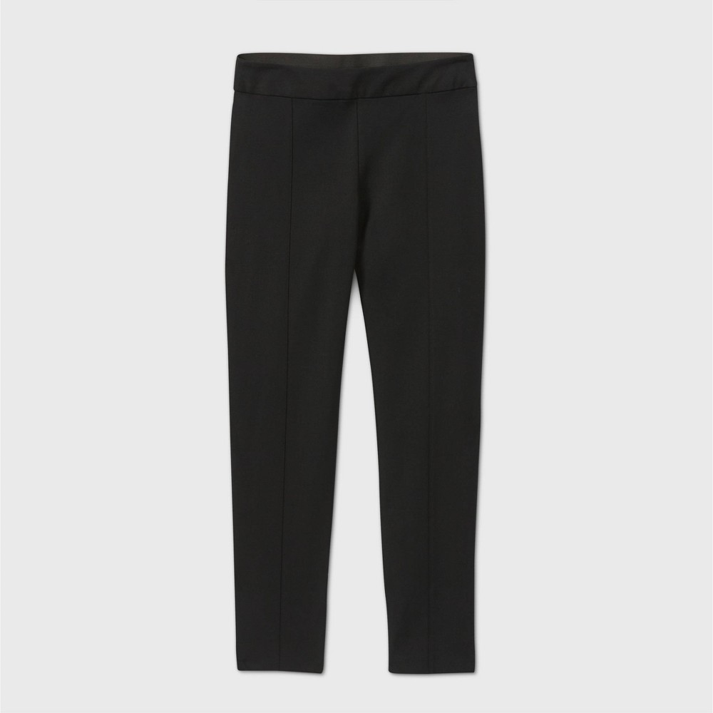 Women 39 S High Rise Skinny Ankle Pants A New Day 8482 Black 16