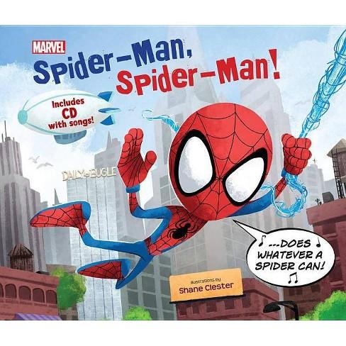 Spider-Man, Spider-Man! -  (Hardcover) - image 1 of 1