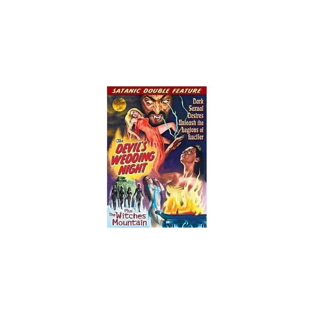 Satanic Double Feature:Devil's Weddin (Dvd)