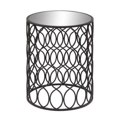 Modern Accent Table Black - Olivia & May