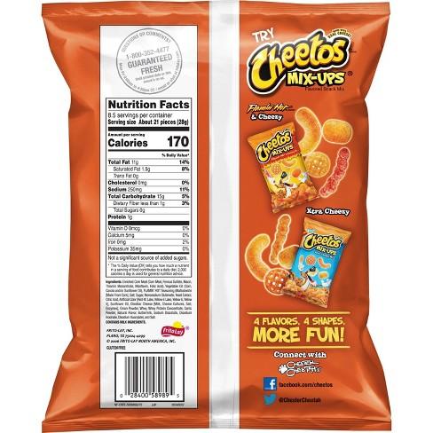 Cheetos Crunchy Flamin Hot - 8 5oz