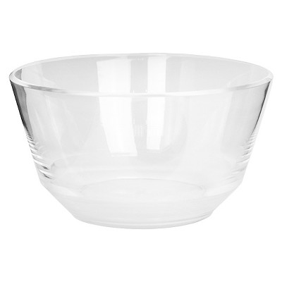 Acrylic Medium Serve Bowl 115oz - Clear - Room Essentials™