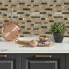 RoomMates Modern Long Stone Tile Peel And Stick Backsplash - image 2 of 2