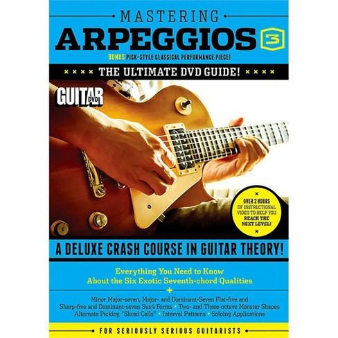 Guitar World Guitar World: Mastering Arpeggios 3 DVD - image 1 of 1