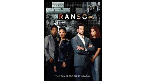 Ransom:Season One (DVD) - image 1 of 1