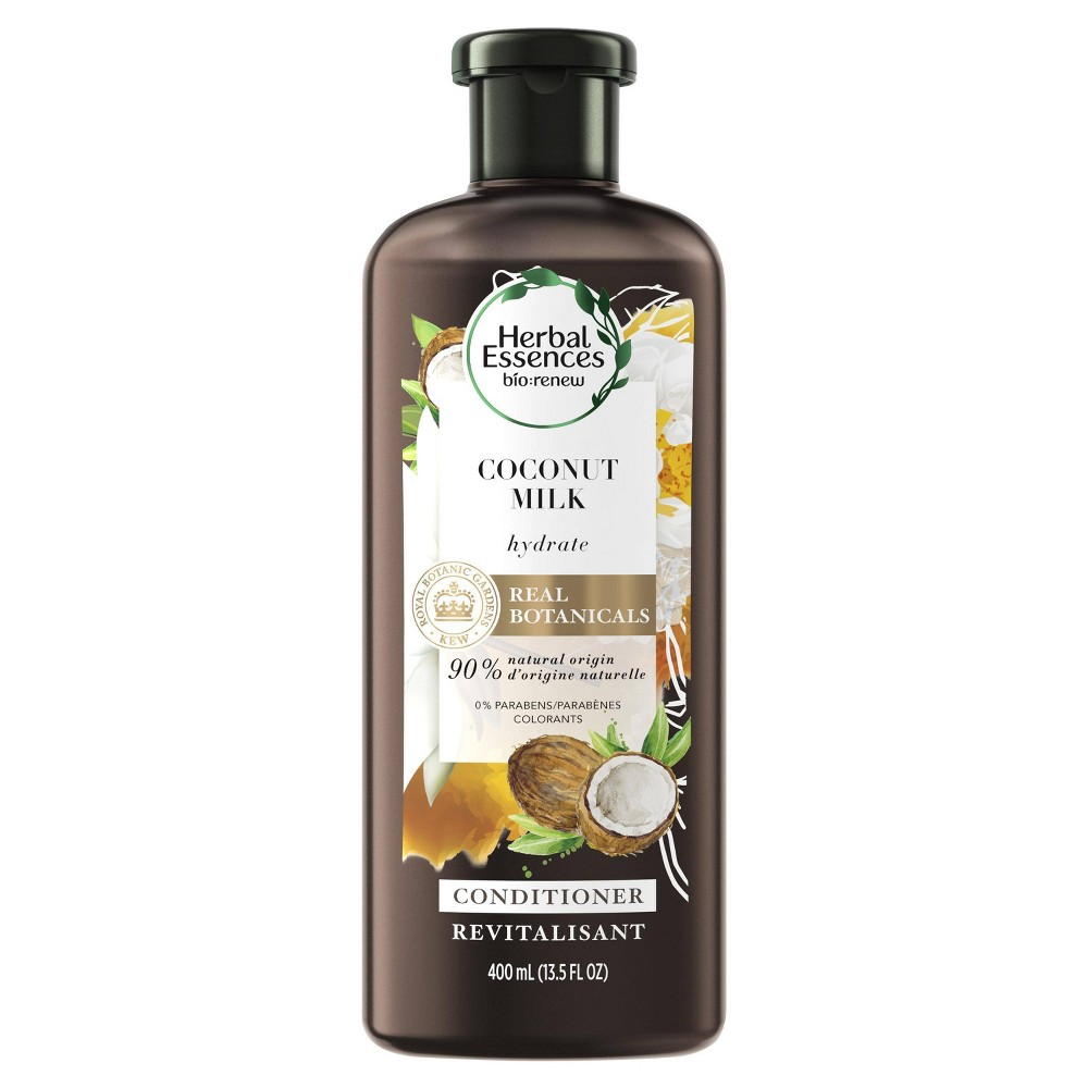 Image of Herbal Essences bio:renew Coconut Milk Hydrating Conditioner - 13.5 fl oz