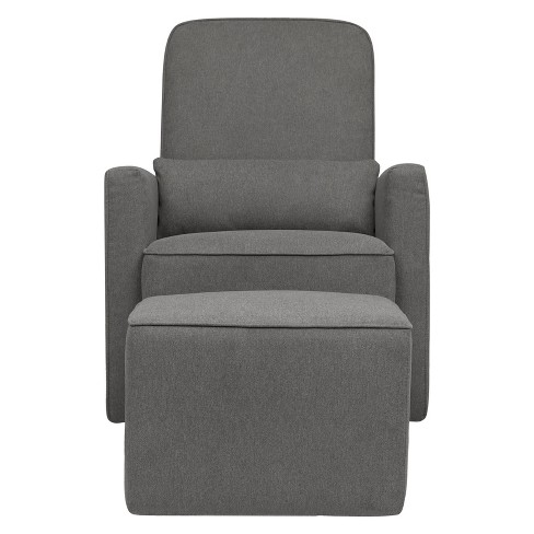 DaVinci Olive Glider and Ottoman - image 1 of 10