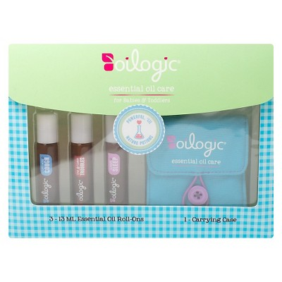 Oilogic On-the-Go Gift Set