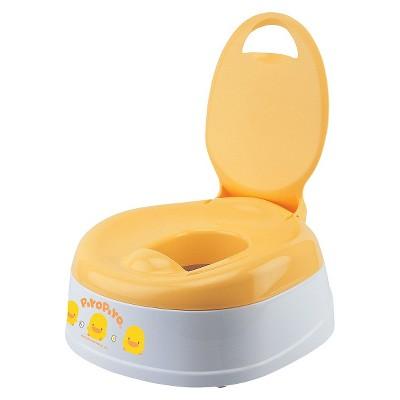 Piyo Piyo 3-in-1 Potty - Yellow/White