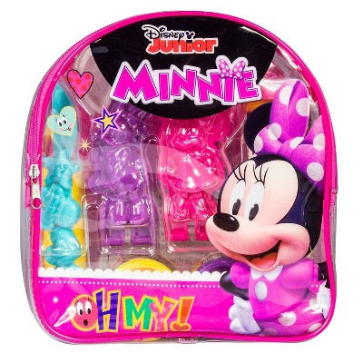 Disney Minnie Mouse On The Go Backpack By Cra-Z-Art