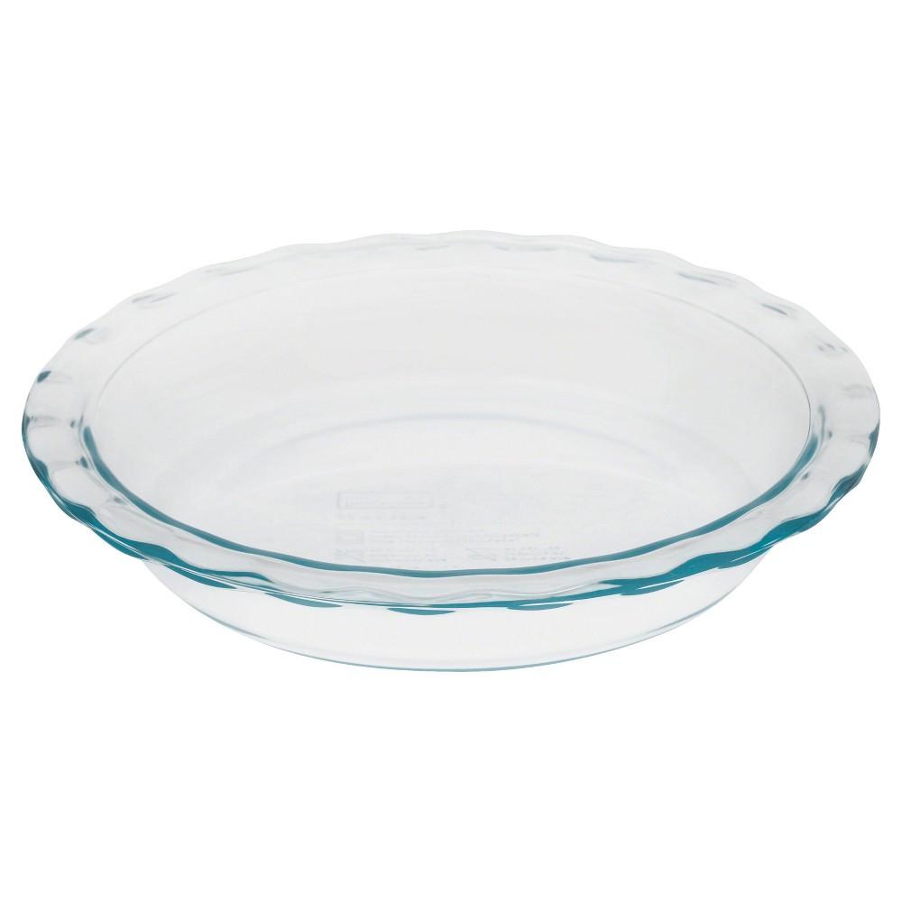 Pyrex Easy Grab 9 5 34 Glass Pie Pan