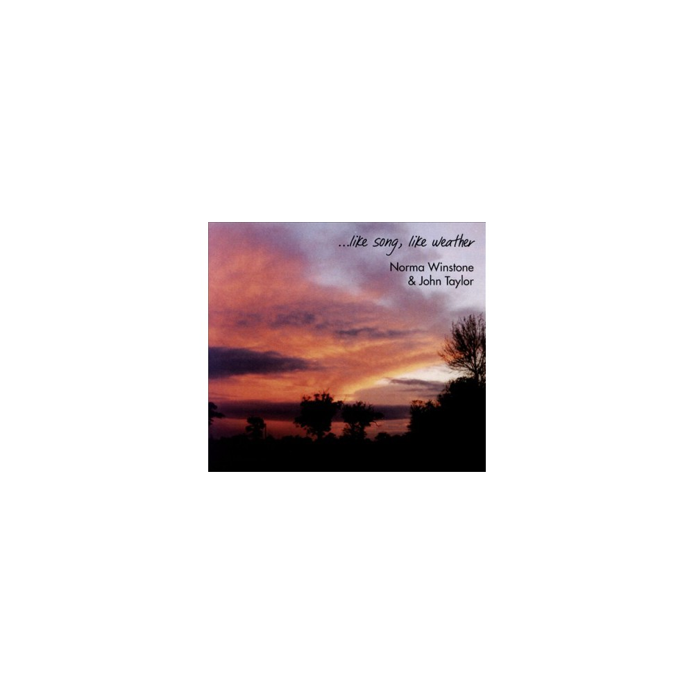 Norma Winstone - Like Song Like Weather (CD)