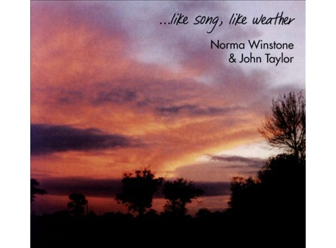 Norma Winstone - Like Song Like Weather (CD) - image 1 of 1