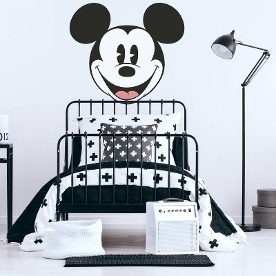 XL Classic Mickey Head Peel and Stick Wall Decal - RoomMates