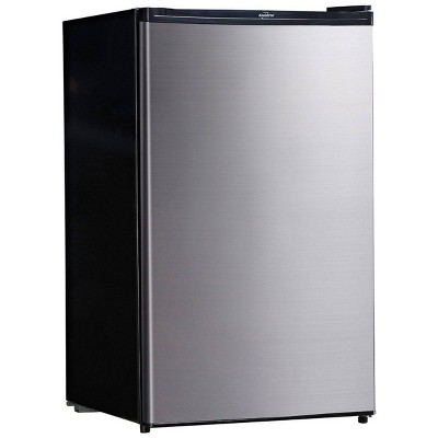 Koolatron 4.4 cu ft Compact Refrigerator - Jet Black