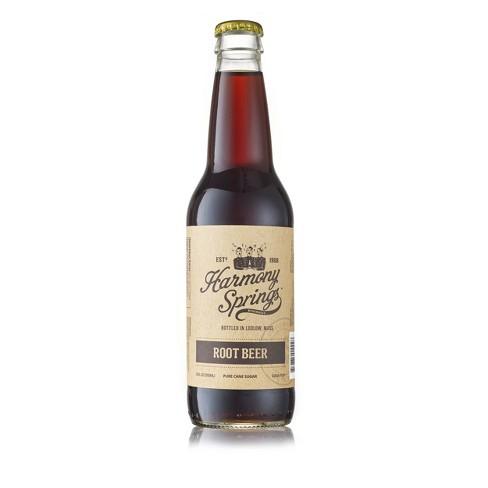 Harmony Springs Root Beer - 12 fl oz Bottle - image 1 of 1