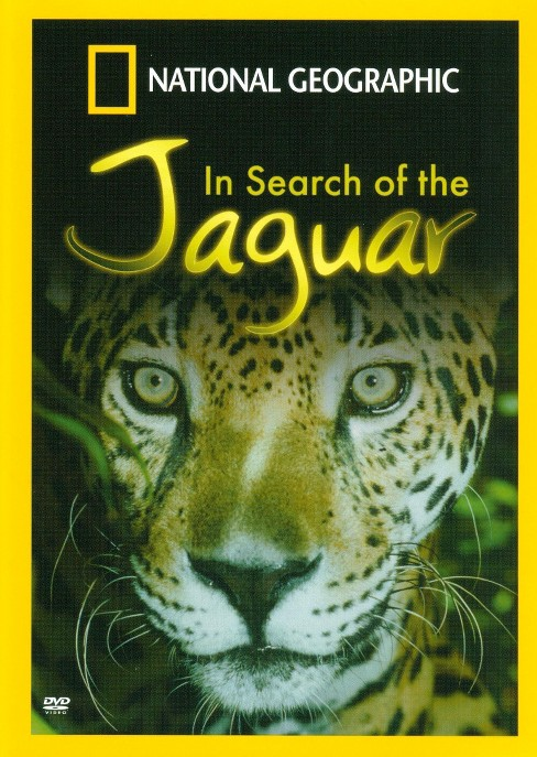 In search of the jaguar (DVD) - image 1 of 1