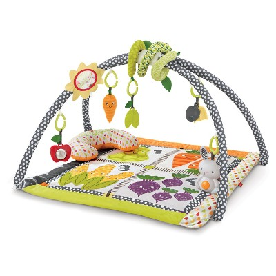 Fisher-Price Tiny Garden Sensory Gym Playmat