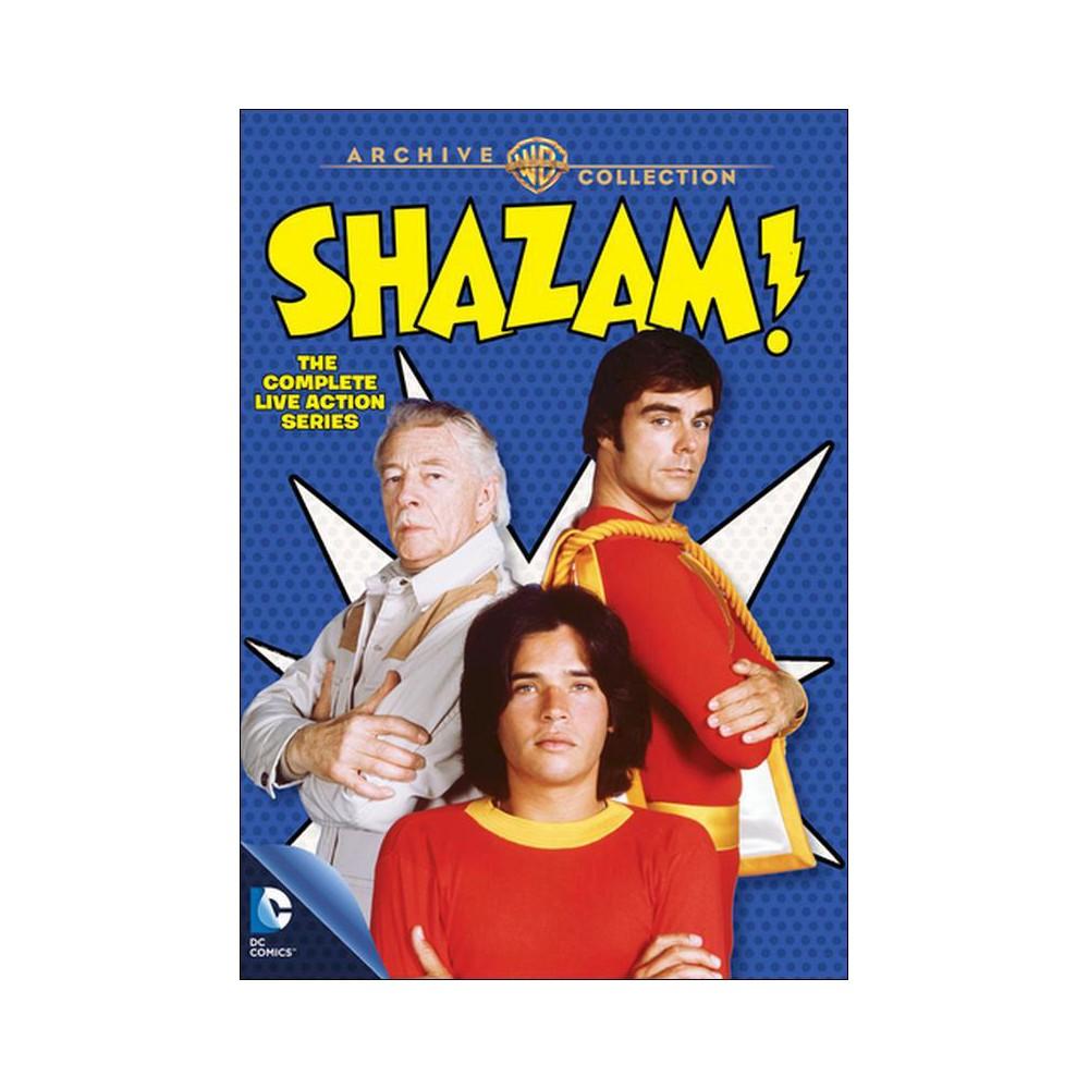 Shazam:Complete Live Action Series (Dvd)