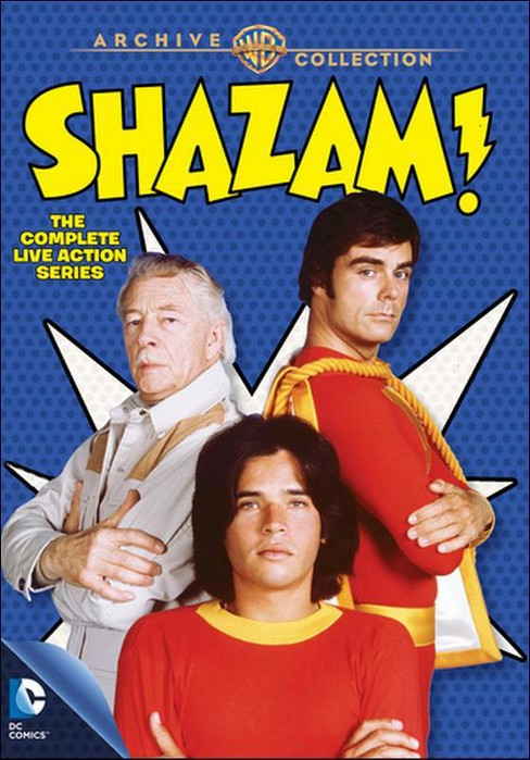Shazam:Complete live action series (DVD) - image 1 of 1