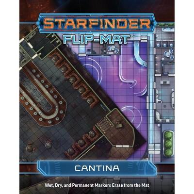 Flip-Mat - Starfinder - Cantina Ziplock
