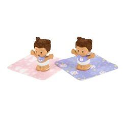 Fisher-Price Little People Snuggle Twins - Unicorn Blanket