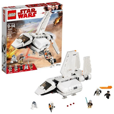 LEGO Star Wars Imperial Landing Craft 75221 – Target