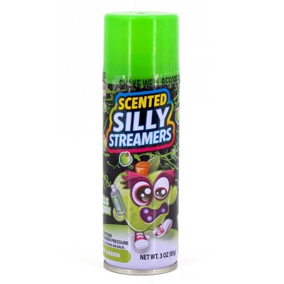 Scentos Scented Silly Streamers Party Decoration Green