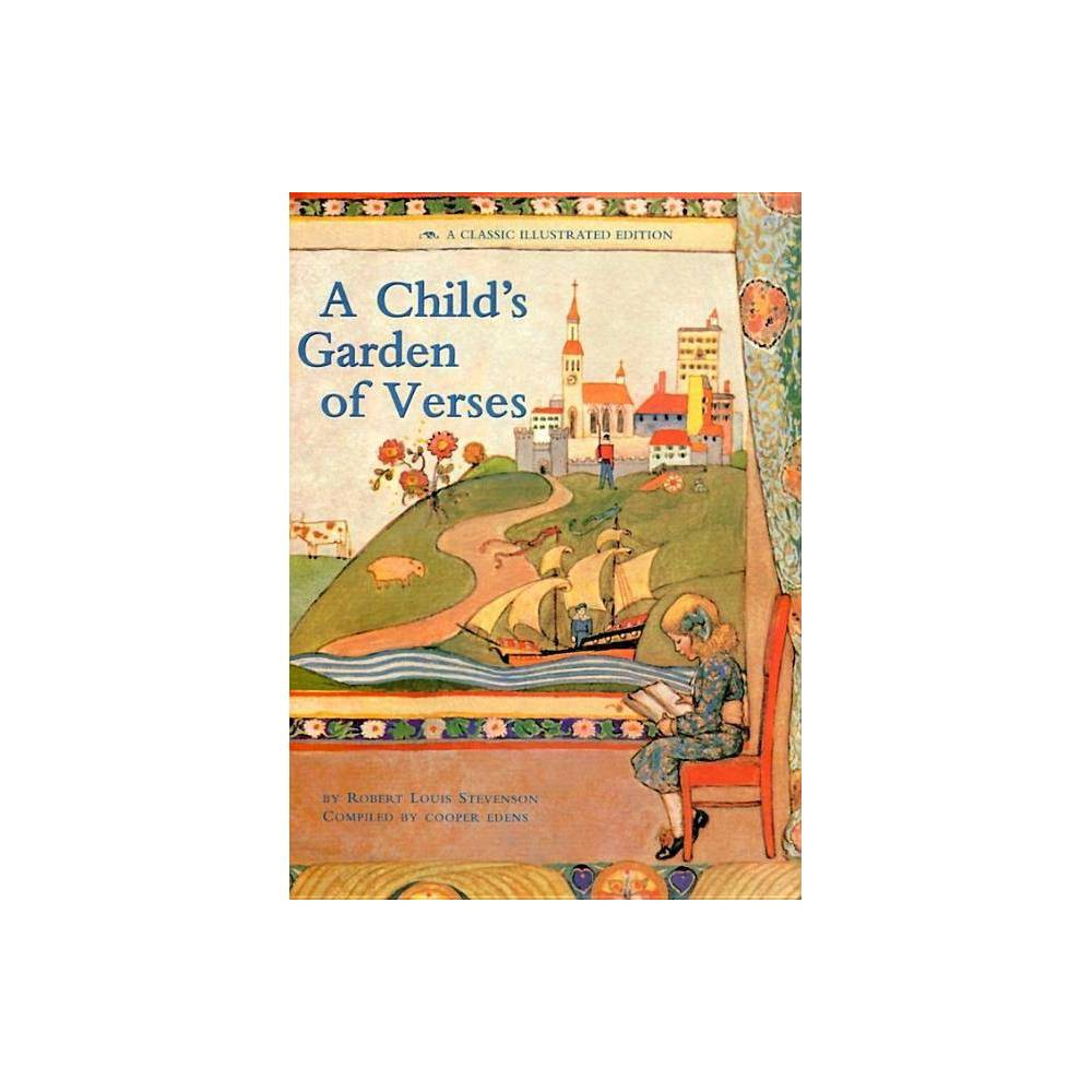 A Child S Garden Of Verses By Robert Louis Stevenson Hardcover