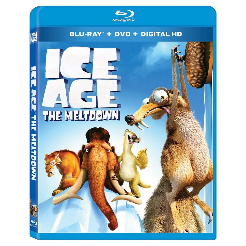 Ice Age: The Meltdown (Blu-ray/Dvd + HD)