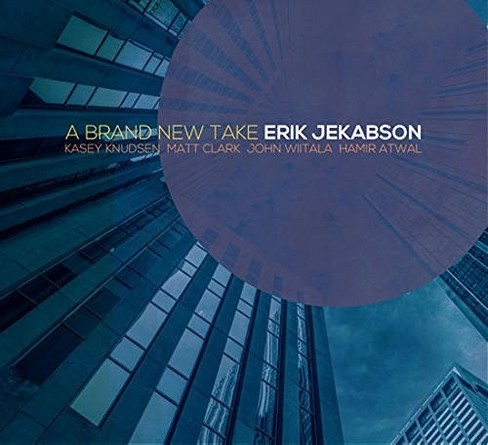 Erik Jekabson - Brand New Take (CD) - image 1 of 1