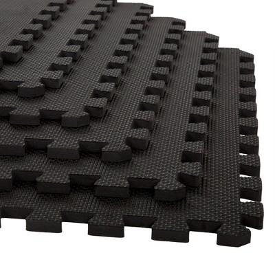 6pk Interlocking EVA Foam Floor Mats - Stalwart