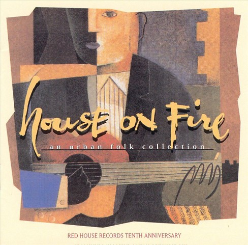 Various - House on fire:Urban folk collection (CD) - image 1 of 1