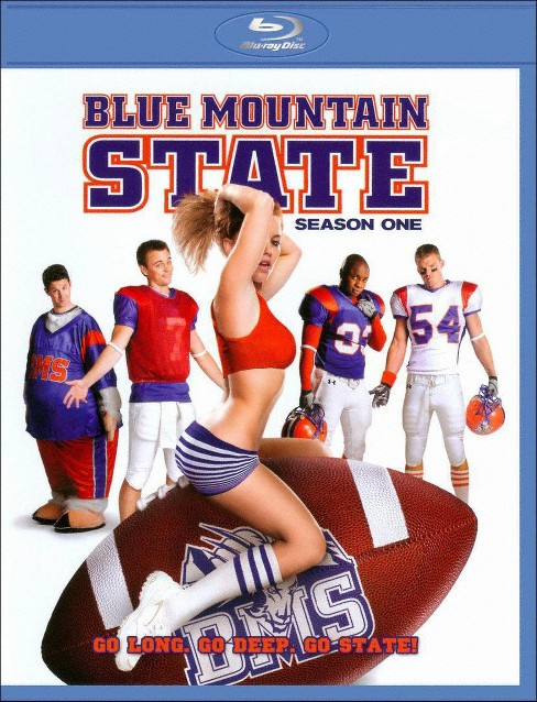 Blue Mountain State: Season One [2 Discs] [Blu-ray] - image 1 of 1