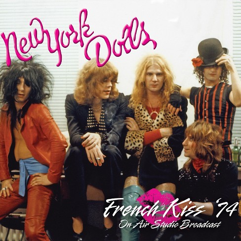 New york dolls - French kiss 74 (CD) - image 1 of 1