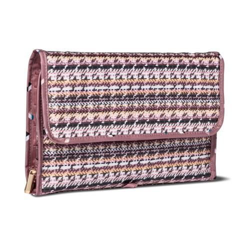 5cee7e0ac362 Sonia Kashuk™ Cosmetic Bag Hanging Organizer Valet Broken Houndstooth