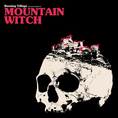 Mountain witch - Burning village (Vinyl) - image 1 of 1