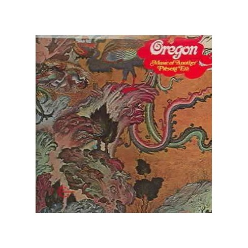 Oregon - Music Of Another Present Era (CD) - image 1 of 1