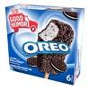 Good Humor Ice Cream & Frozen Desserts Oreo Bar - 6pk - image 2 of 4