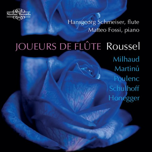 Hansgeorg schmeiser - Music for flute & piano (CD) - image 1 of 1