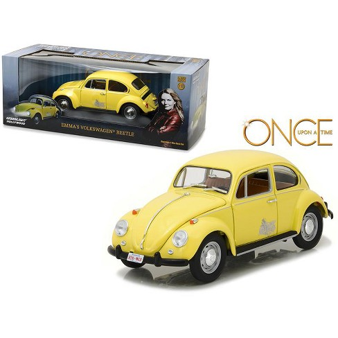 """emma's volkswagen beetle yellow """"once upon a time"""" tv series (2010"""
