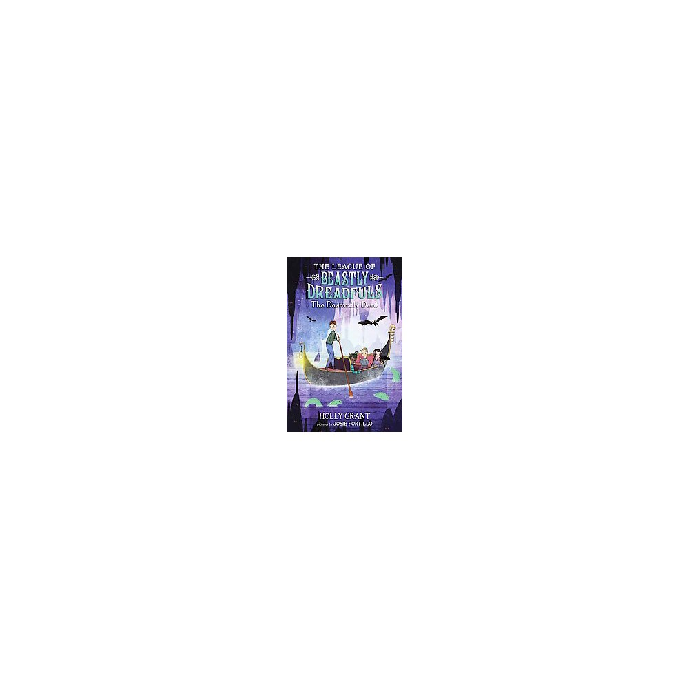 Dastardly Deed (Hardcover) (Holly Grant)