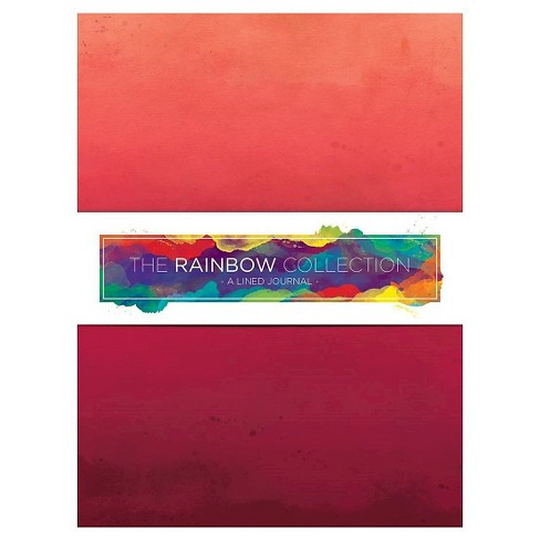 "TF Publishing Rainbow Journal, 72 Pgs, (8"" x 6"") - image 1 of 3"