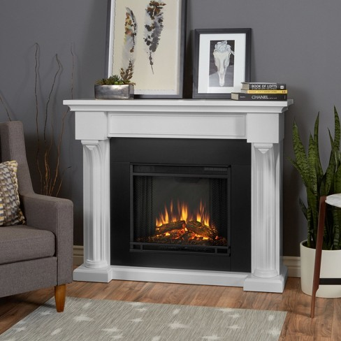 Real Flame - Verona Electric Fireplace - image 1 of 7