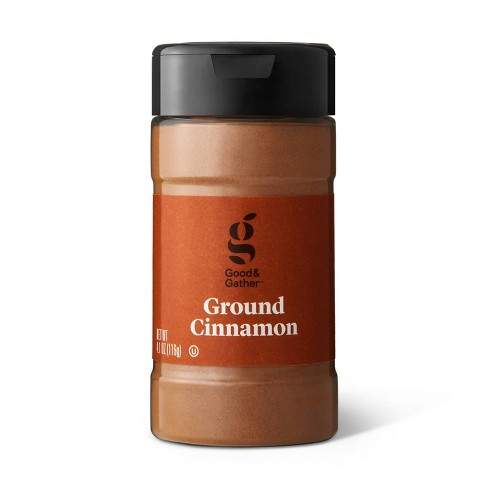 Ground Cinnamon - 4.1oz - Good & Gather™ - image 1 of 2